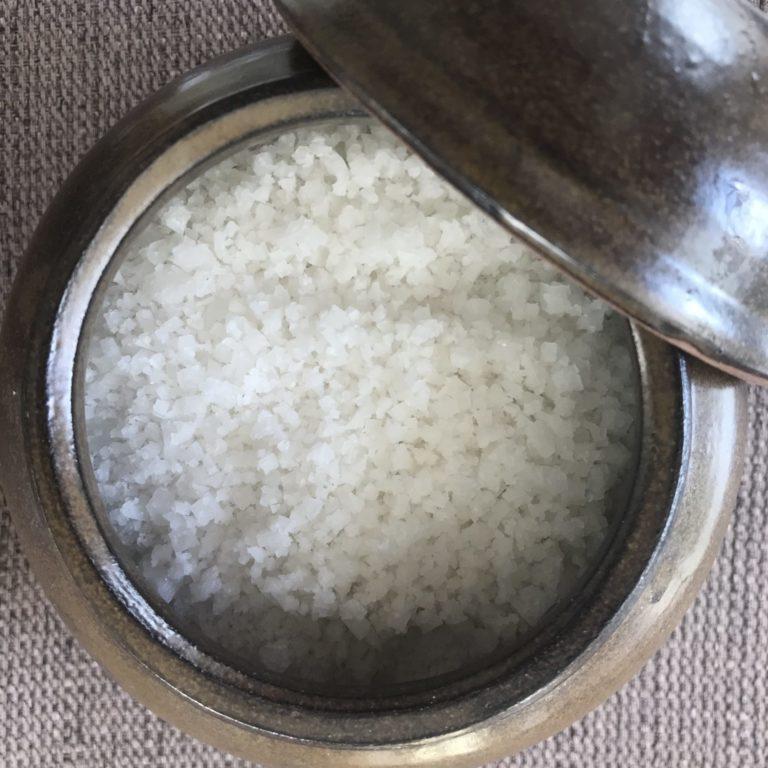 天然 熟成天日塩